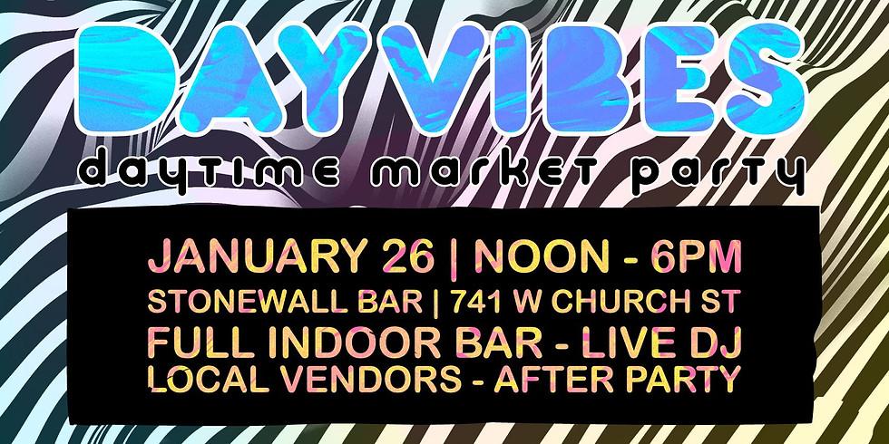 DAYVIBES Daytime Market Party
