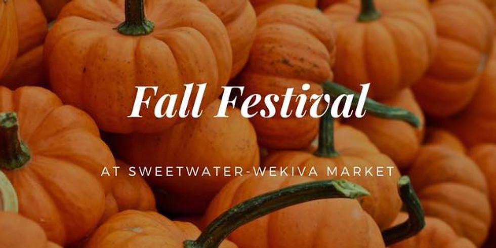 Fall Festival at Sweetwater-Wekiva Farmers Market