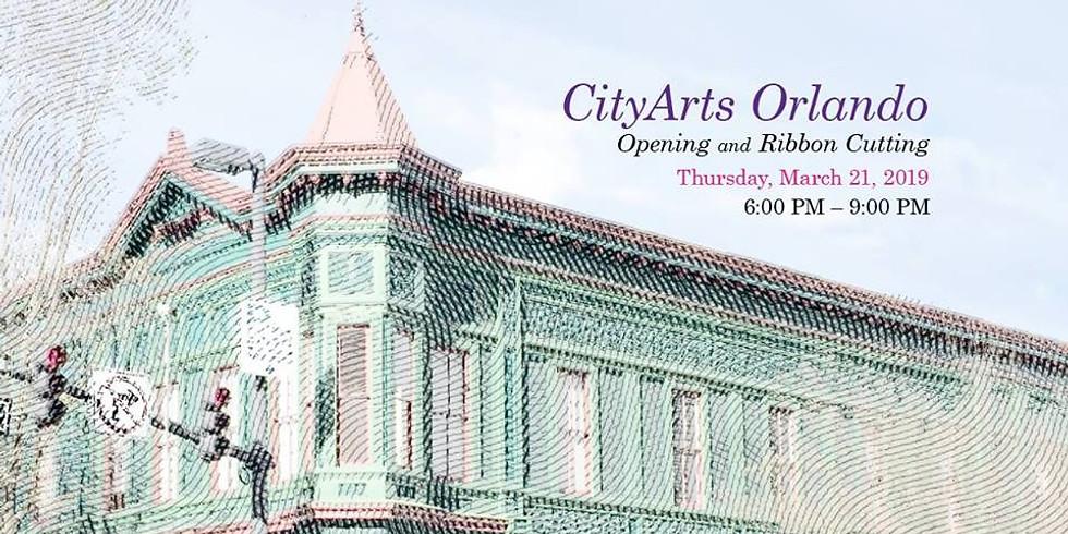 CityArts Orlando Opening & Ribbon Cutting