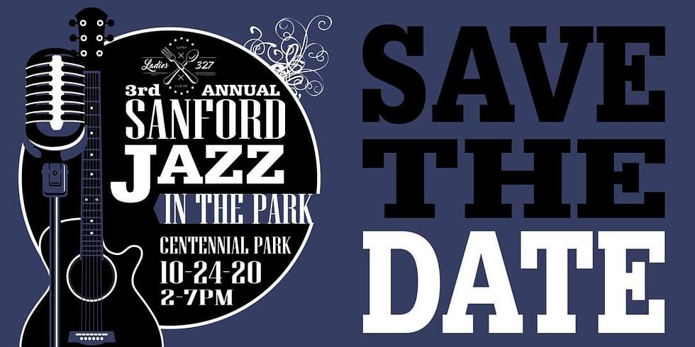 Sanford Jazz in the Park