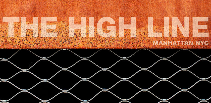 ПРИМЕНЕНИЕ АРХИТЕКТУРНОГО ТЕКСТИЛЯ ДЛЯ БЛАГОУСТРОЙСТВА ОБЩЕСТВЕННОГО ПАРКА The High Line, New York