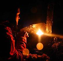 Prayer ceremony - Von Shamanic Experience