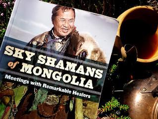 """Bokanmeldelse : """"Sky Shamans of Mongolia"""""""