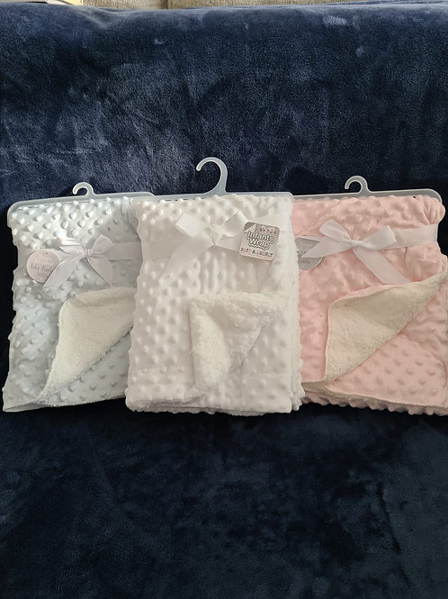 Bubble Baby Blanket Embroidery