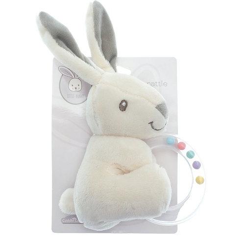 Little Bunny Teether/Rattle
