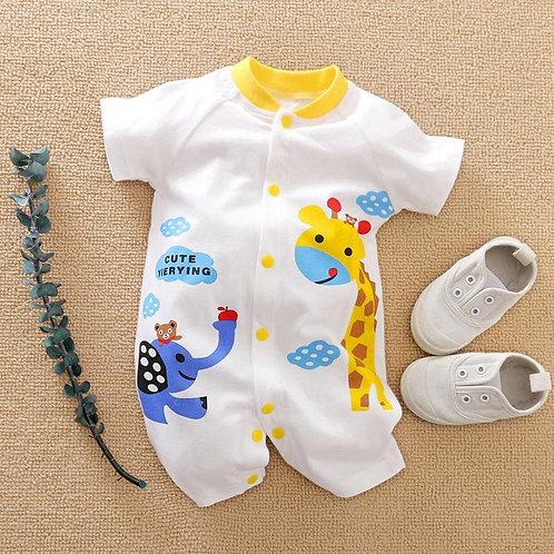 Giraffe Jumpsuit