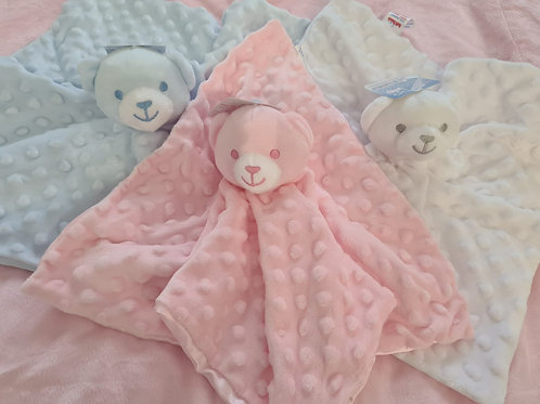 Bear Comforter Embroidery