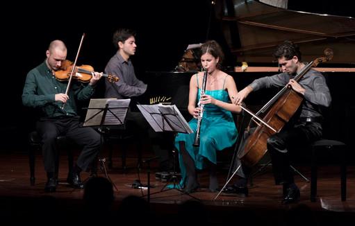 Concert as Artist Resident in La Pedrera/Casa Milà