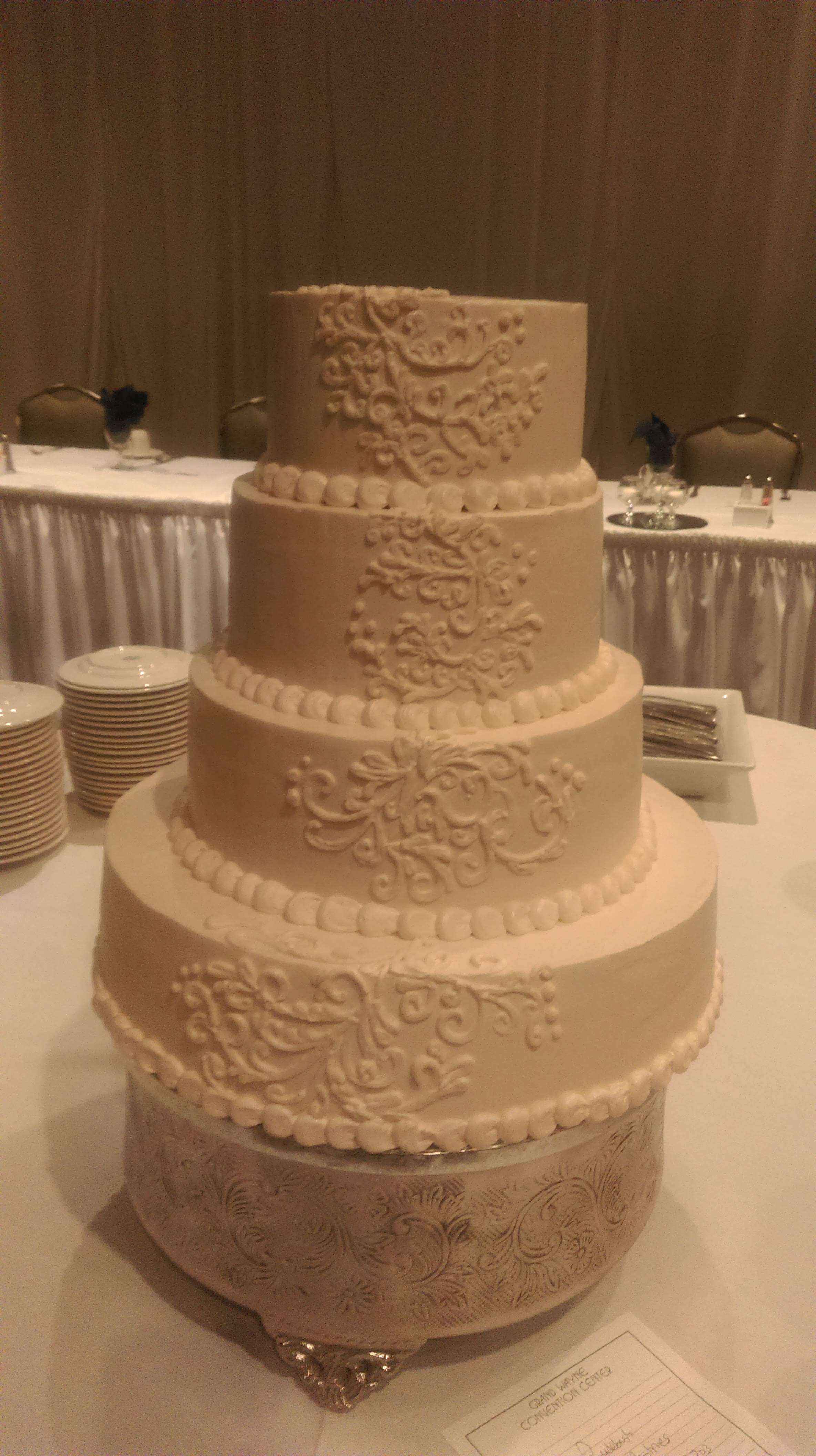 Elegant and Stylish Buttercream Icin