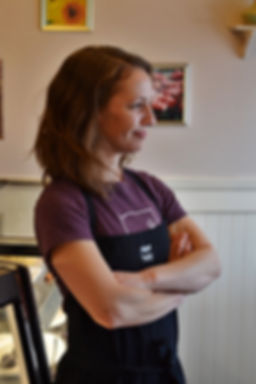 Fort Wayne Pastry Chef Anna Roudebush