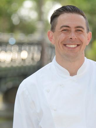 Chef Nathan Beriau