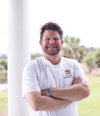 Chef John Ondo