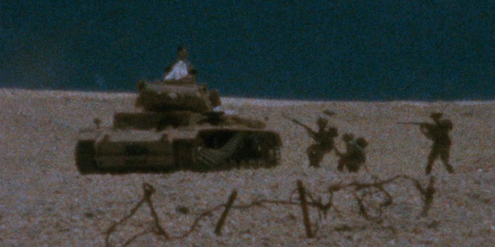 RANDOM ACCESS II: Tank Battles