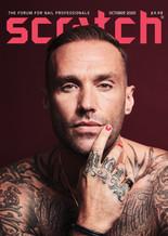 Calum Best for Scratch Magazine