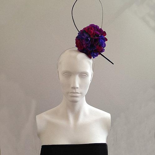 Brooke - Flowerball Headband