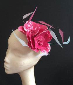 Joanne Pink Flowers