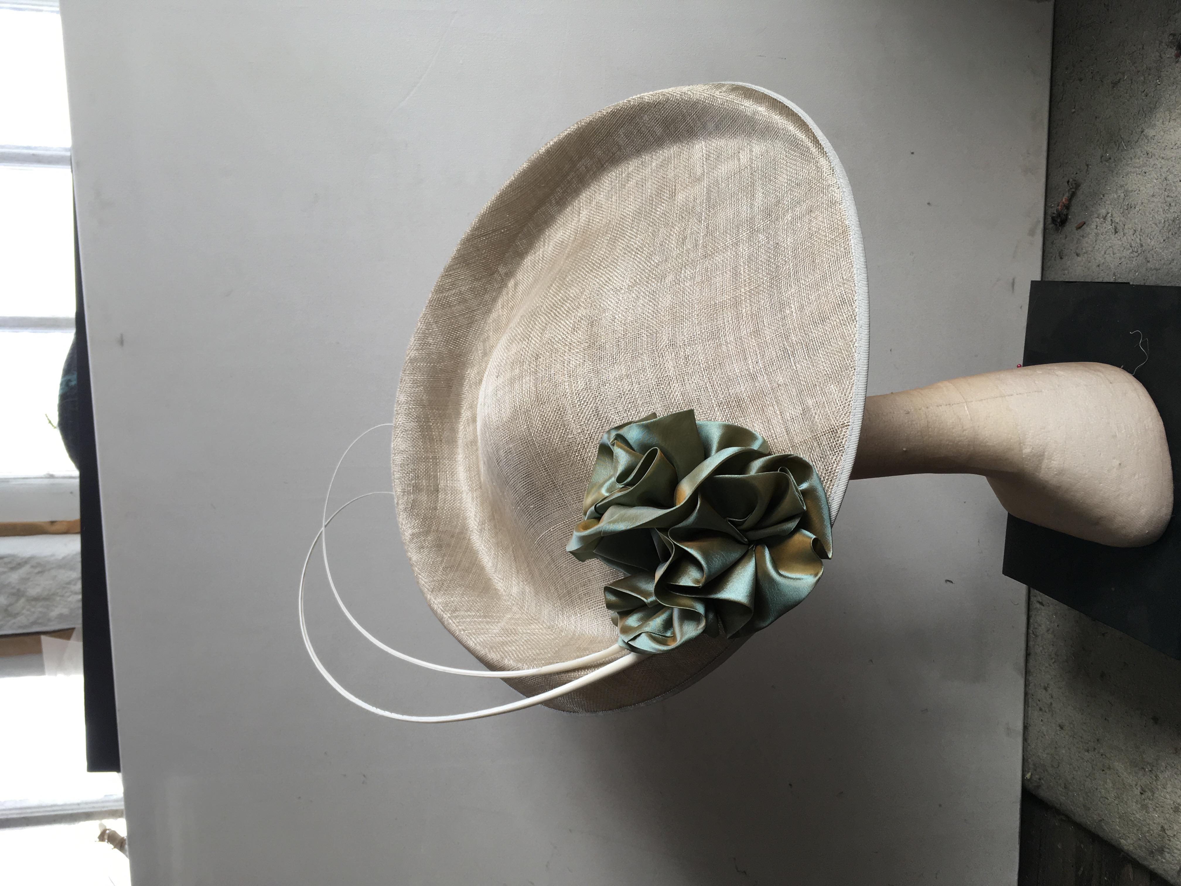 Large Silk Saucer