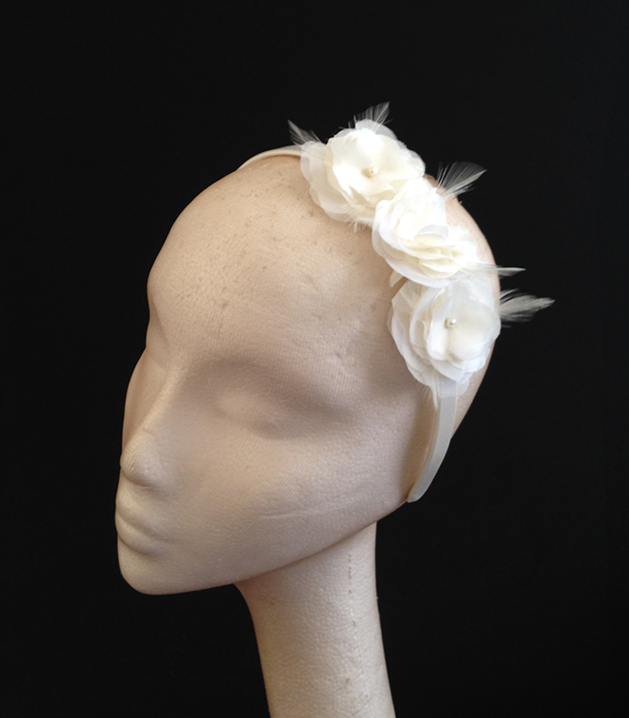 Small Flower Headband