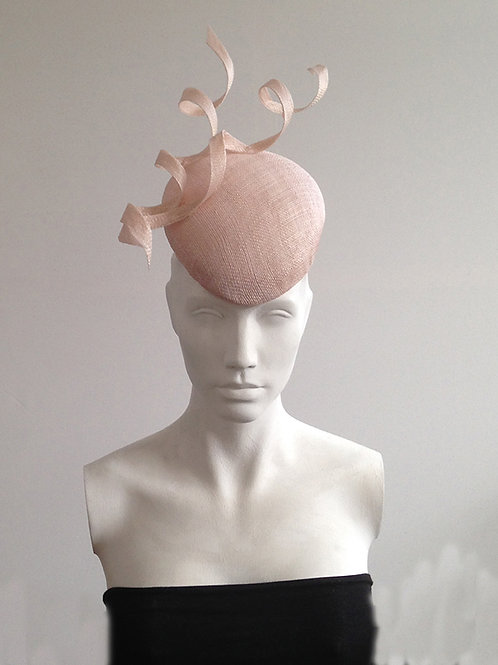 Averill - Nude Twist Beret