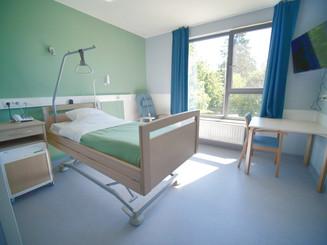 Des chambres équipées et tout confort