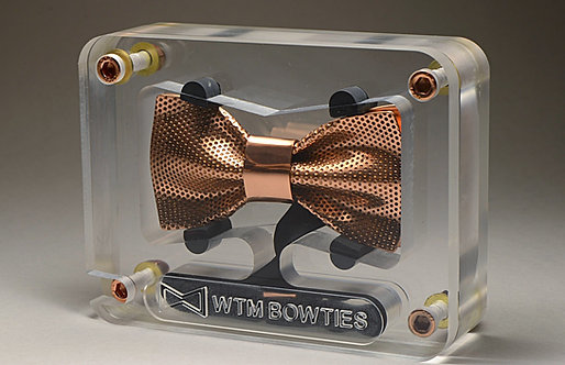 Acrylic Display Box for Copper Tie