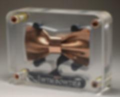 copper bow tie