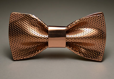 copper bow ties