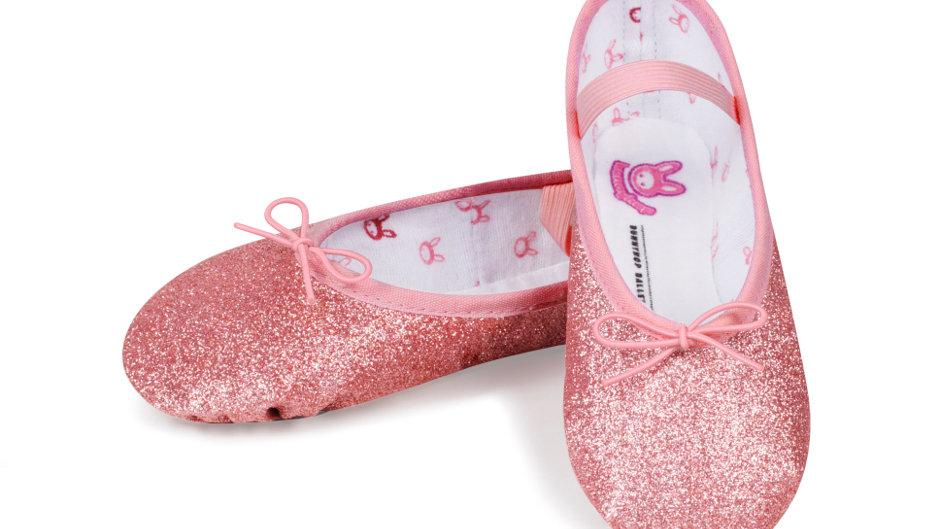 Bloch - Glitterdust Ballet Shoe
