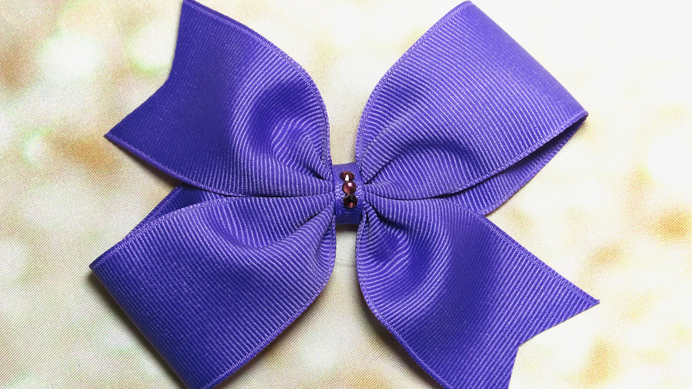 Large Butterfly Bow - Girly Girl