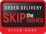 Order Delivery Skip the dishes