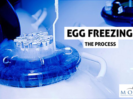 More women are freezing their eggs - here's how the process works