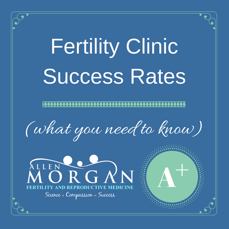 Fertility Clinic Success Rates