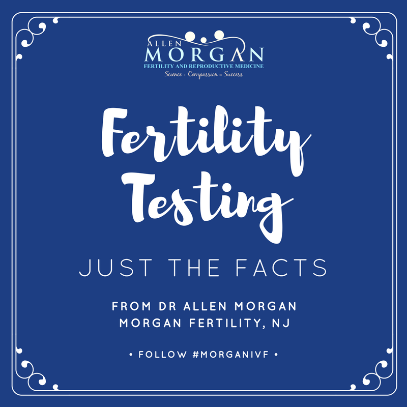 fertility testing facts