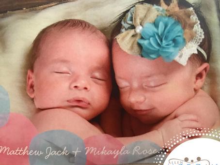 Infertility Success - Smiling Siblings!