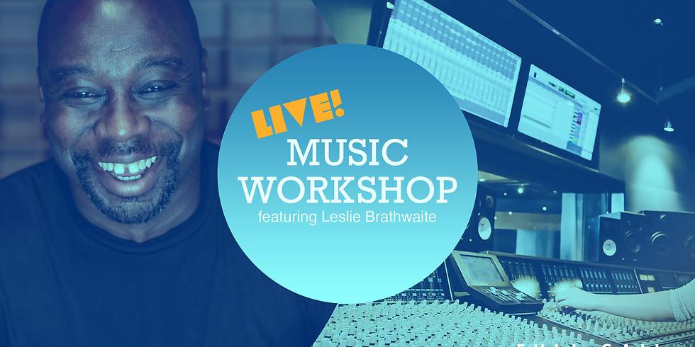 Music Workshop - Full Sail Labs Live!