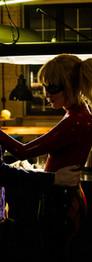 Making Of Harley Quinn- Blazing Shadows