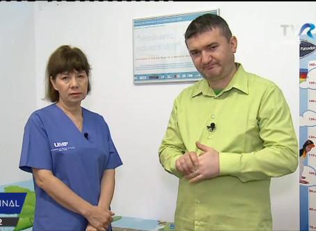 Despre CORONAVIRUS si GRIPA impreuna cu Dr. Valeria Herdea, in cadrul emisiunii Matinal - TVR