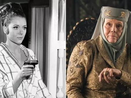 Muere Diana Rigg, la  actriz que dio vida a Olenna Tyrrell en «Juego de Tronos»