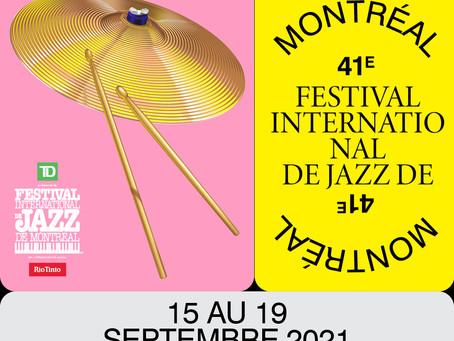 Programación de la 41a edición del Festival de Jazz