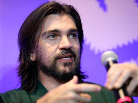 "En homenaje a Zoé: Juanes 'reversionó' el tema  ""Vía Láctea"""