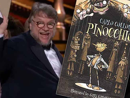 """Netflix anuncia el estelar reparto de voces de """"Pinocchio"""" la nueva película de Guillermo del Toro"""