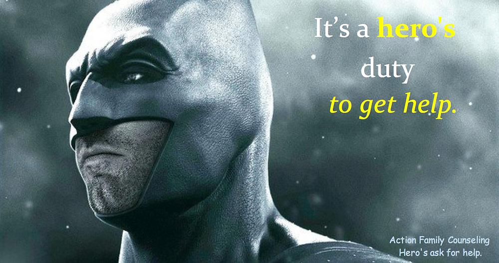Batman Goes to Alcohol Rehab
