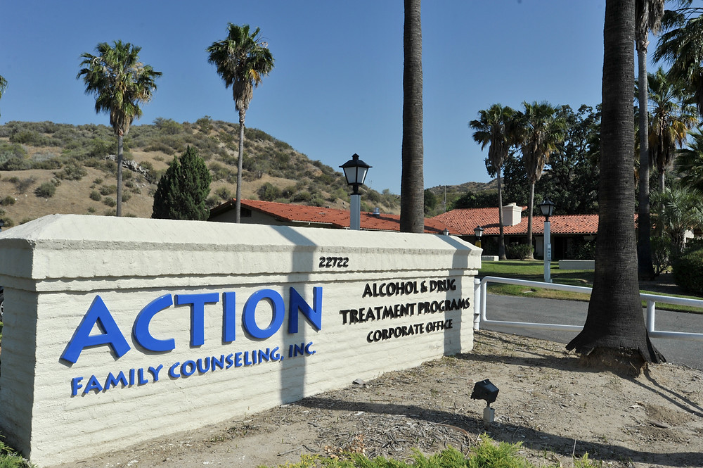 Action's Headquarters Los Angeles California