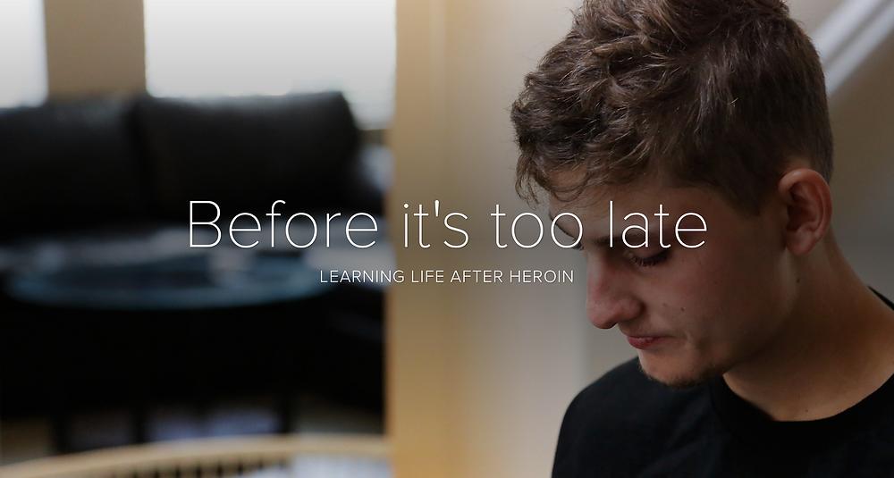 James' heroin rehab story