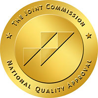 Joint Commission Accredited Drug Addiction Treatment Center Badge