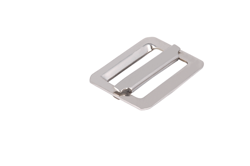 TOE STRAP BUCKLE STAINLESS STEEL