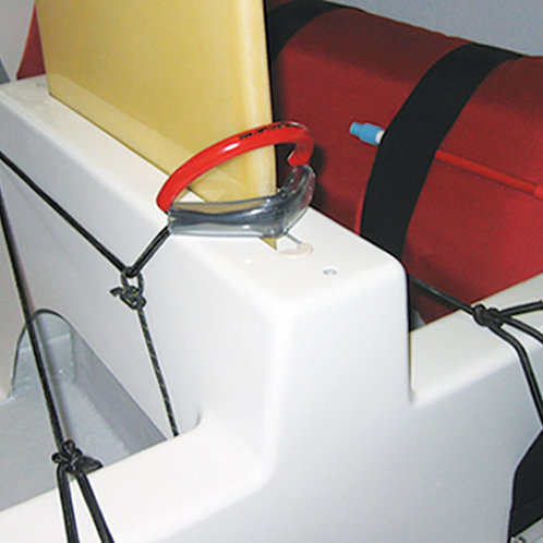 OPTIMIST DAGGERBOARD BUNGY WITH HANDLE