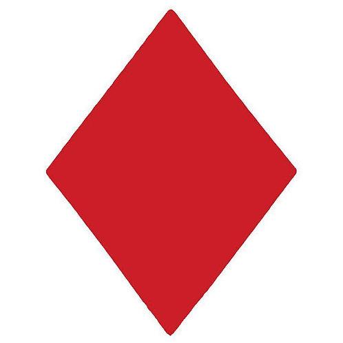 ILCA RED RHOMBUS (PAIR)
