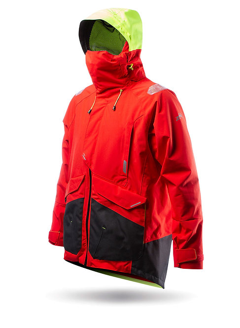 MENS RED APEX JACKET