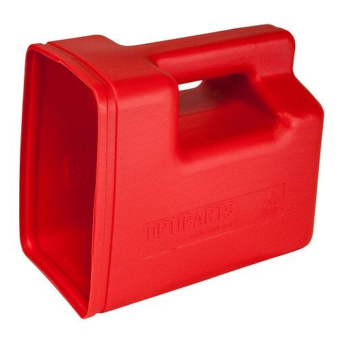 OPTIMIST HAND BAILER RED - 3.5 LITER